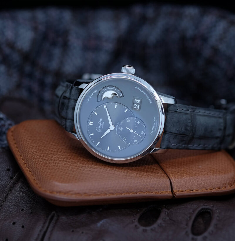 Innovative and asymmetrical watches