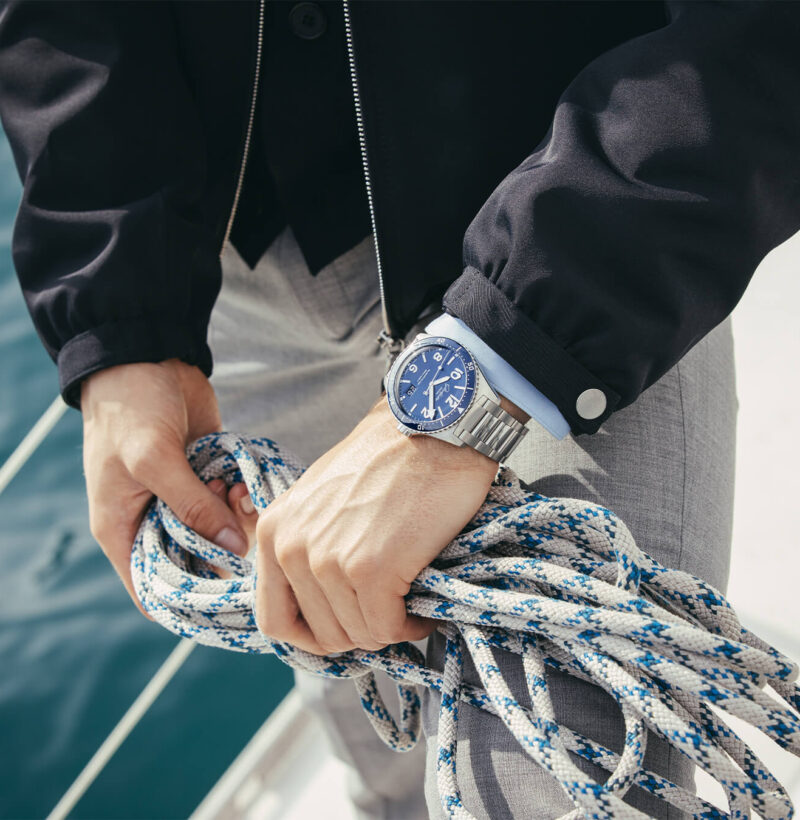 Sporty and robust watches